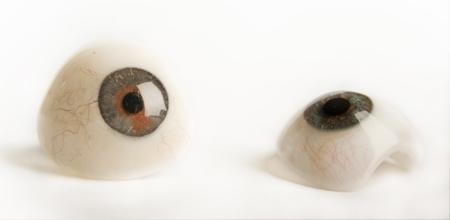 Próteses oculares